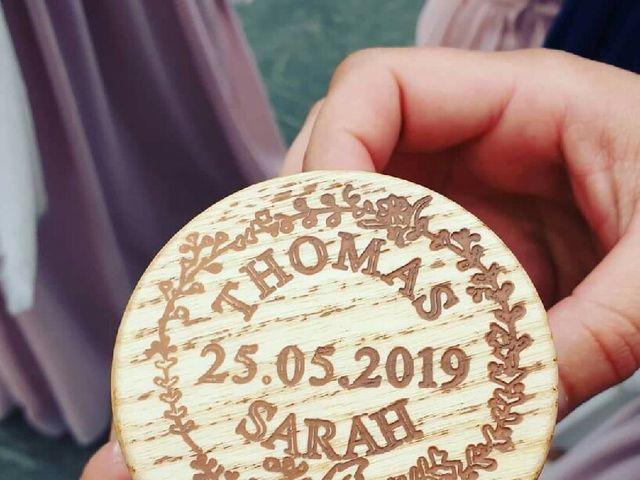 Le mariage de Thomas et Sarah à Mer, Loir-et-Cher 11