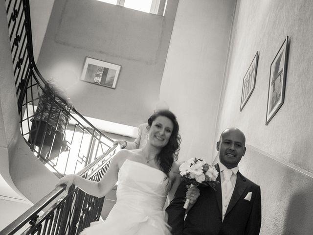 Le mariage de Diego et Béatrice à Pélussin, Loire 6