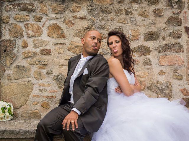 Le mariage de Diego et Béatrice à Pélussin, Loire 8