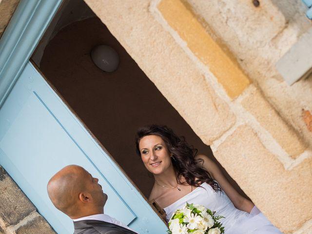 Le mariage de Diego et Béatrice à Pélussin, Loire 9