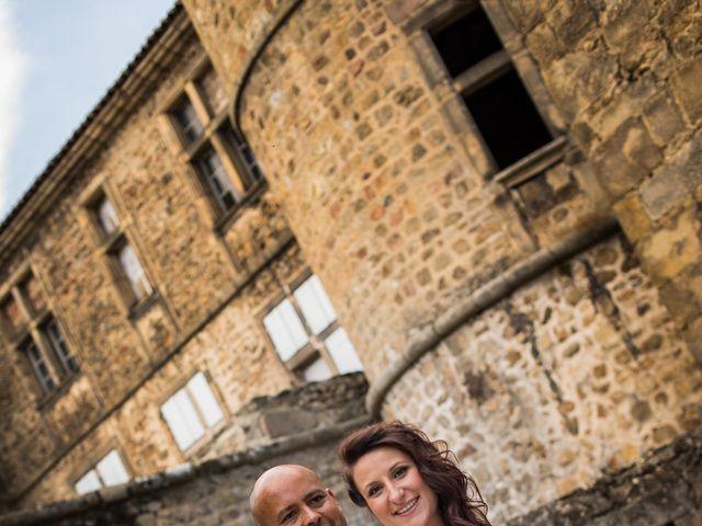 Le mariage de Diego et Béatrice à Pélussin, Loire 10