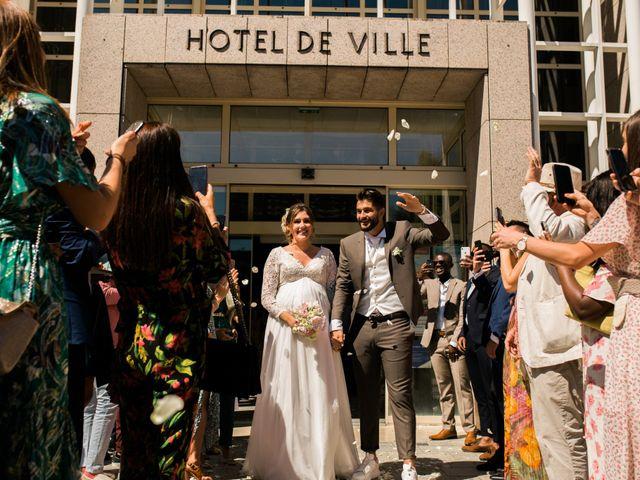 Le mariage de Benoit et Jesta à Toulouse, Haute-Garonne 40