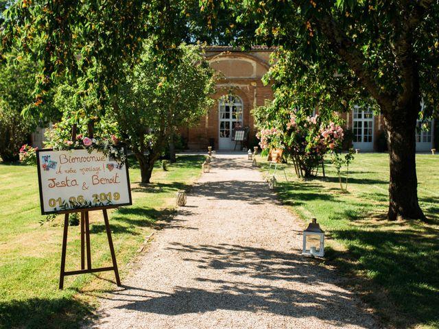 Le mariage de Benoit et Jesta à Toulouse, Haute-Garonne 53