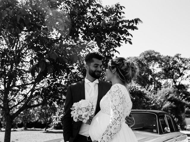 Le mariage de Benoit et Jesta à Toulouse, Haute-Garonne 73