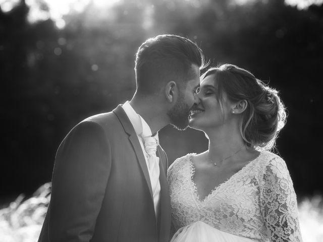 Le mariage de Jesta et Benoit