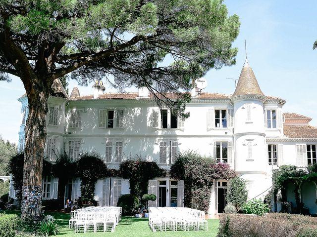 Le mariage de André et Charlene à Cannes, Alpes-Maritimes 1