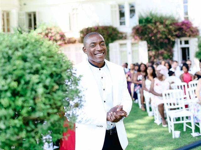 Le mariage de André et Charlene à Cannes, Alpes-Maritimes 11