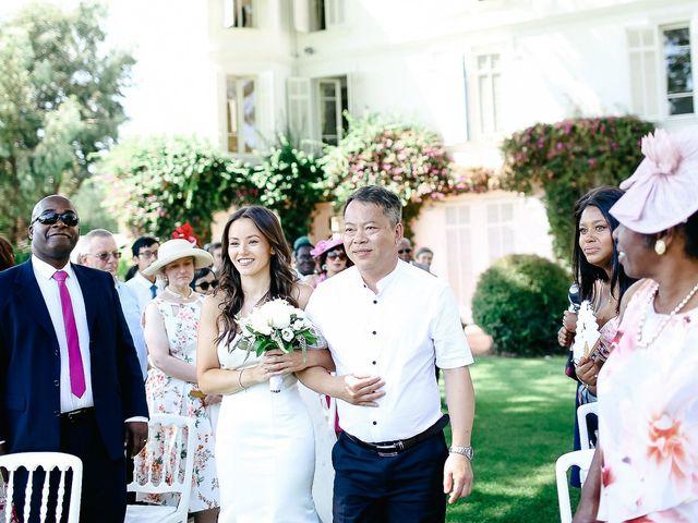 Le mariage de André et Charlene à Cannes, Alpes-Maritimes 13