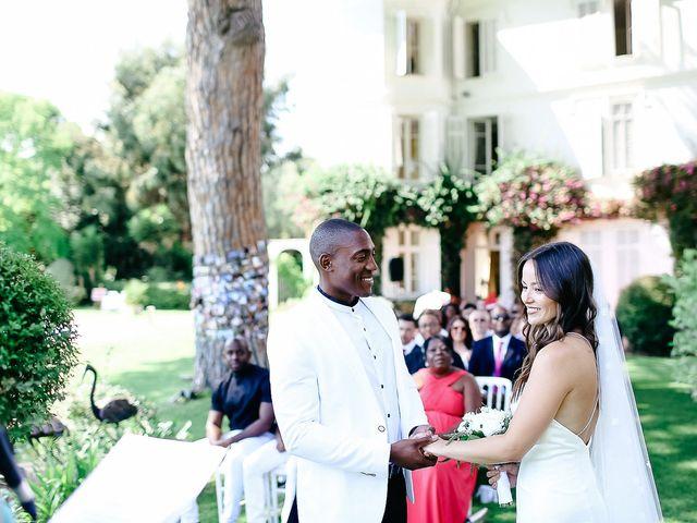 Le mariage de André et Charlene à Cannes, Alpes-Maritimes 14