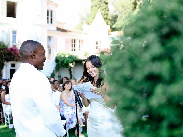Le mariage de André et Charlene à Cannes, Alpes-Maritimes 15