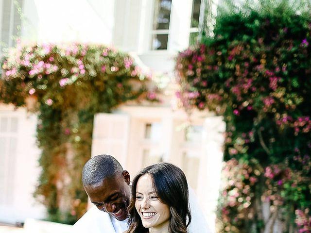 Le mariage de André et Charlene à Cannes, Alpes-Maritimes 16