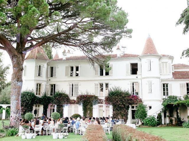 Le mariage de André et Charlene à Cannes, Alpes-Maritimes 21