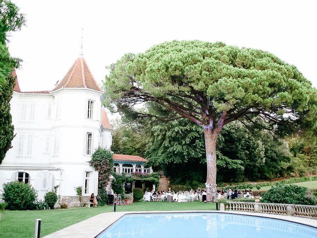 Le mariage de André et Charlene à Cannes, Alpes-Maritimes 22