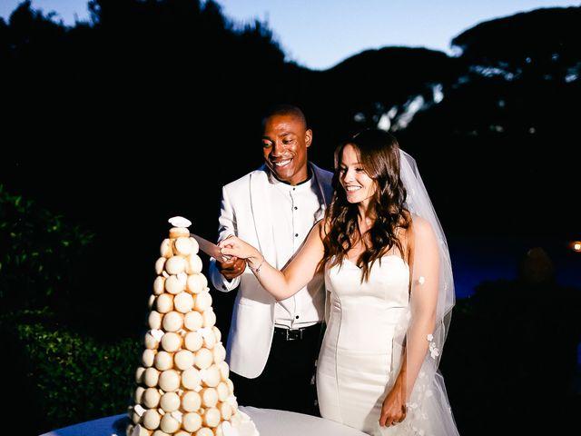 Le mariage de André et Charlene à Cannes, Alpes-Maritimes 23