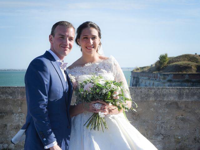 Le mariage de Sylvain et Alice à Le Château-d'Oléron, Charente Maritime 14