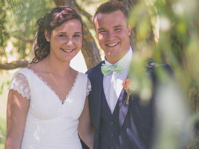Le mariage de Mélanie et Loïs