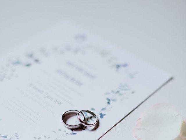 Le mariage de Geo et Lou à Cambremer, Calvados 26