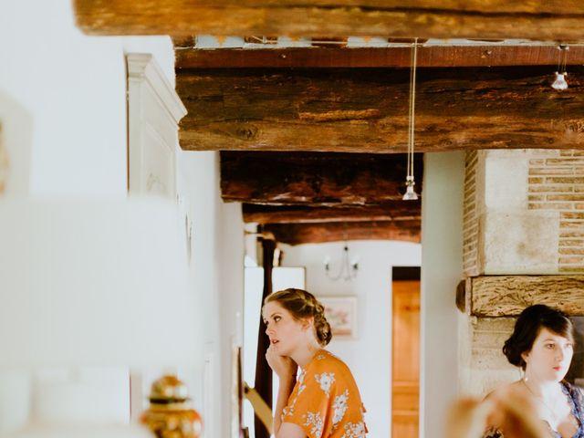 Le mariage de Geo et Lou à Cambremer, Calvados 29
