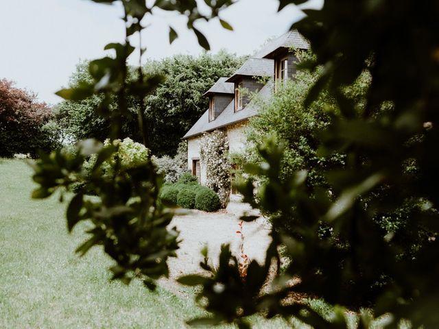 Le mariage de Geo et Lou à Cambremer, Calvados 33