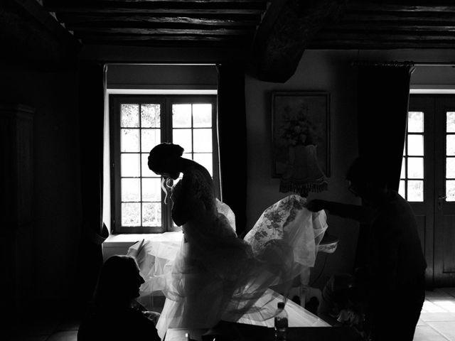 Le mariage de Geo et Lou à Cambremer, Calvados 47