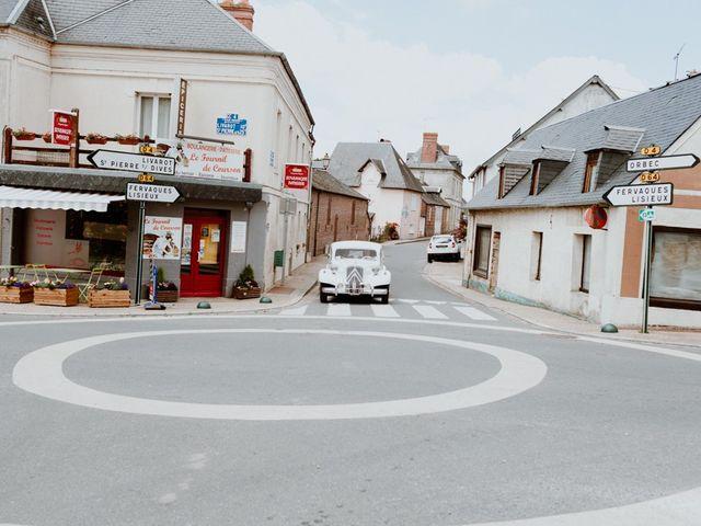 Le mariage de Geo et Lou à Cambremer, Calvados 52