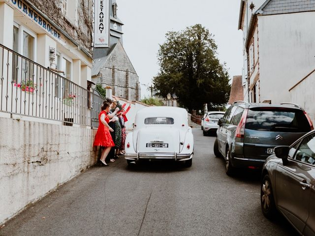 Le mariage de Geo et Lou à Cambremer, Calvados 53