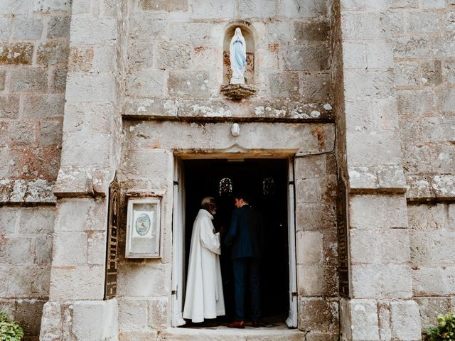 Le mariage de Geo et Lou à Cambremer, Calvados 54