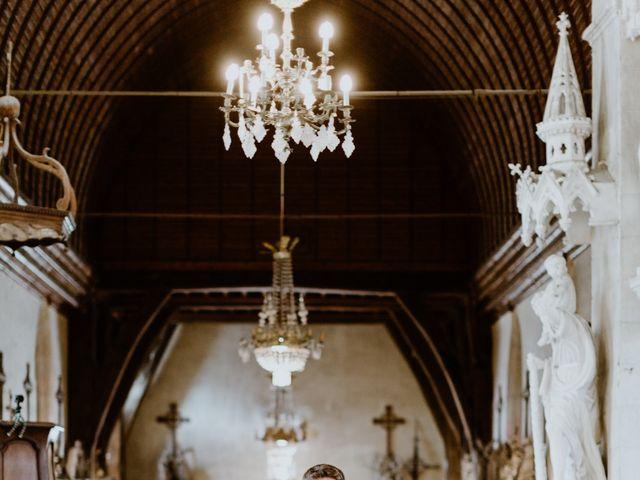 Le mariage de Geo et Lou à Cambremer, Calvados 60