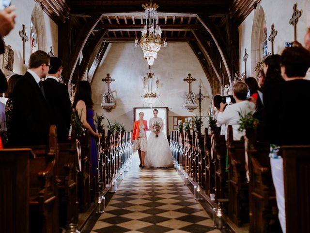 Le mariage de Geo et Lou à Cambremer, Calvados 65