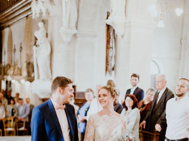 Le mariage de Geo et Lou à Cambremer, Calvados 69