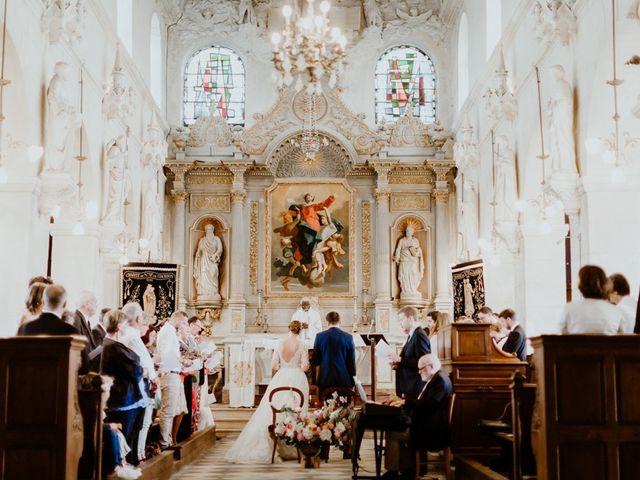 Le mariage de Geo et Lou à Cambremer, Calvados 70