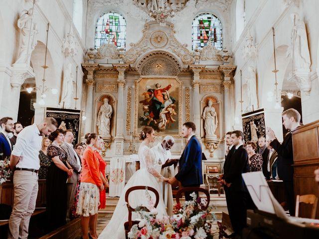 Le mariage de Geo et Lou à Cambremer, Calvados 81