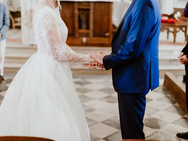 Le mariage de Geo et Lou à Cambremer, Calvados 84