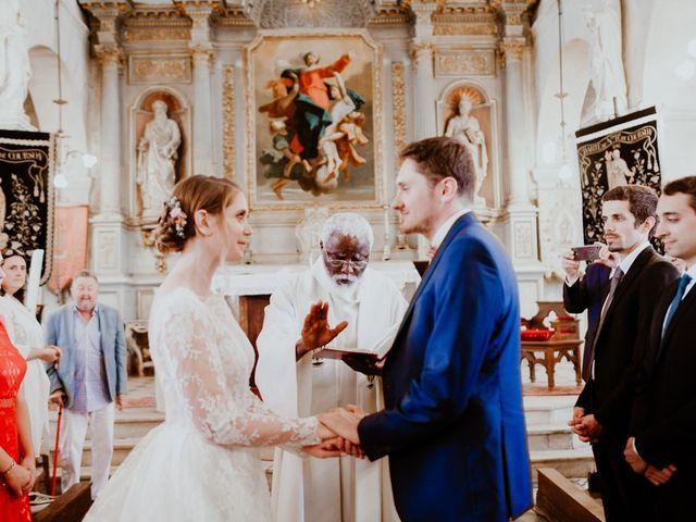 Le mariage de Geo et Lou à Cambremer, Calvados 86