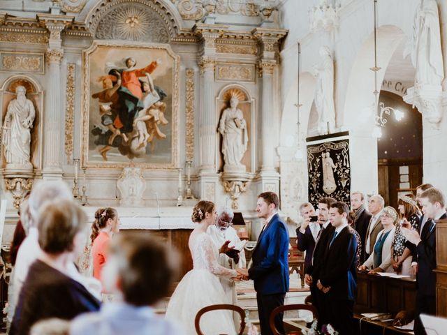 Le mariage de Geo et Lou à Cambremer, Calvados 87
