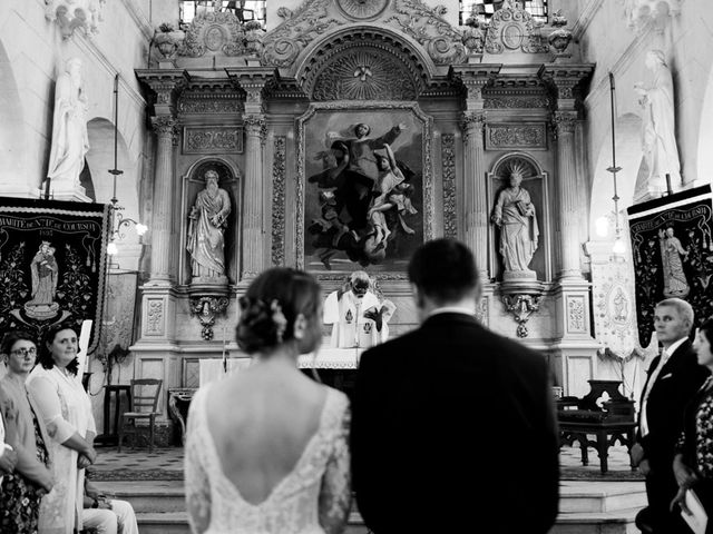 Le mariage de Geo et Lou à Cambremer, Calvados 96
