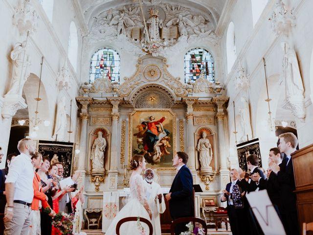 Le mariage de Geo et Lou à Cambremer, Calvados 98
