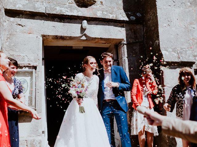 Le mariage de Geo et Lou à Cambremer, Calvados 101
