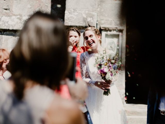 Le mariage de Geo et Lou à Cambremer, Calvados 103