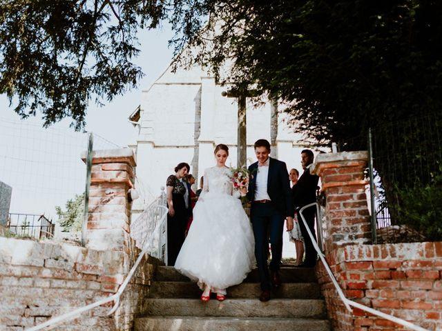Le mariage de Geo et Lou à Cambremer, Calvados 109