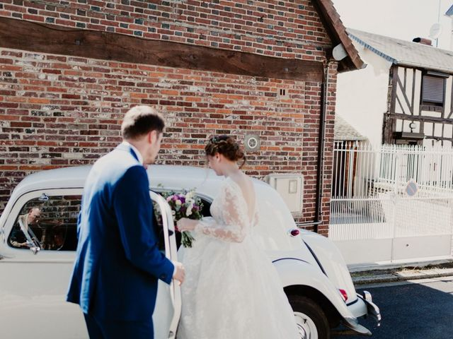 Le mariage de Geo et Lou à Cambremer, Calvados 111