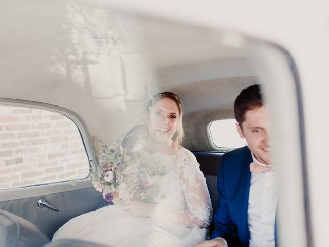 Le mariage de Geo et Lou à Cambremer, Calvados 113