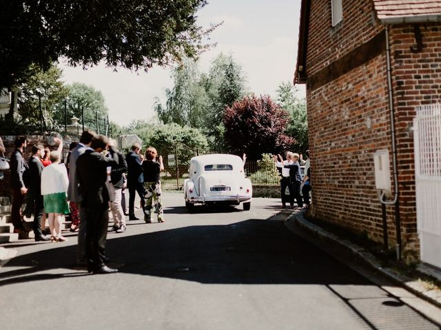 Le mariage de Geo et Lou à Cambremer, Calvados 114