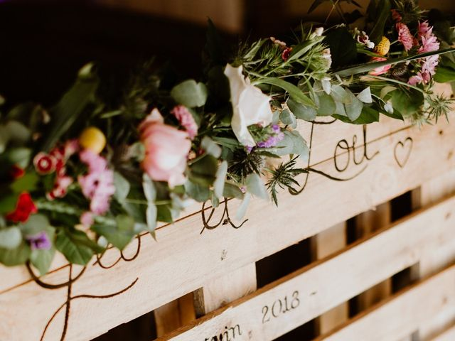 Le mariage de Geo et Lou à Cambremer, Calvados 123