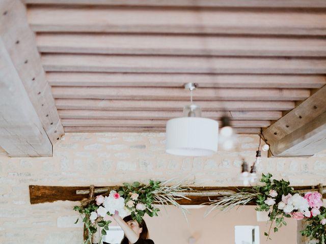 Le mariage de Geo et Lou à Cambremer, Calvados 130