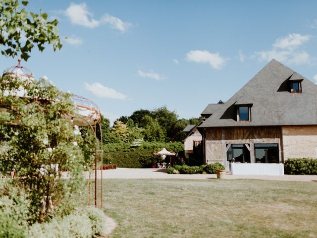 Le mariage de Geo et Lou à Cambremer, Calvados 134
