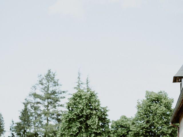 Le mariage de Geo et Lou à Cambremer, Calvados 141