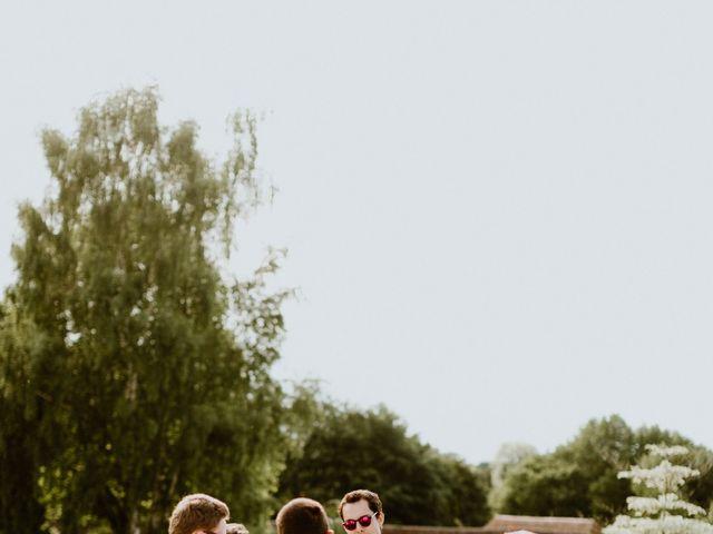 Le mariage de Geo et Lou à Cambremer, Calvados 145