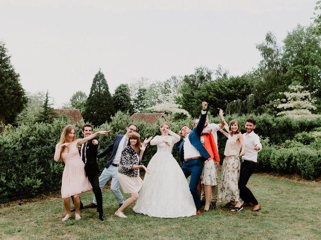 Le mariage de Geo et Lou à Cambremer, Calvados 167