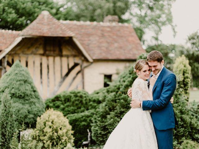 Le mariage de Geo et Lou à Cambremer, Calvados 174